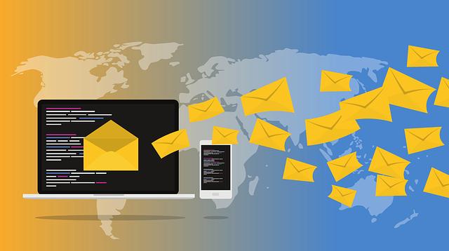 mailová komunikace