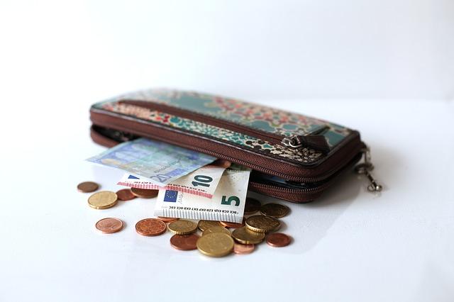 peněženka dámská na zip