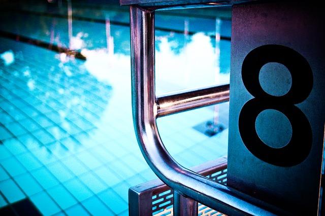bazén na plovárně