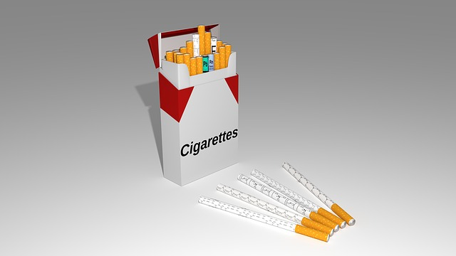 Balíček cigaret